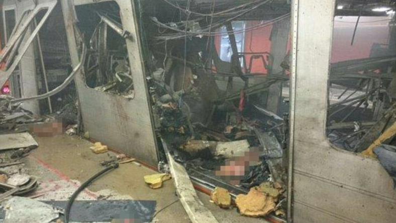 Öngyilkos merénylő robbantott Brüsszelben