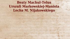 Krwawy cień genocydu - Beata Machul-Telus, Urszula Markowska-Manista, Lech M. Nijakowski (red. nauk.)