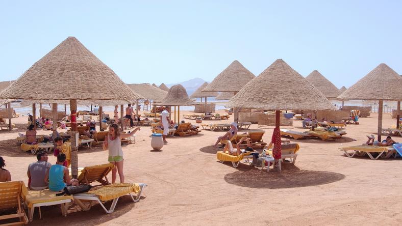 Hiába az elmúlt idők terrorveszélye, a magyarok kedvence még mindig az egyiptomi tengerpart /Fotó: Northfoto