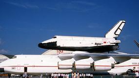 An-225 Mrija - największy obecnie używany i najcięższy w historii samolot