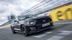 Galopujący Ford - Test Forda Mustanga GT