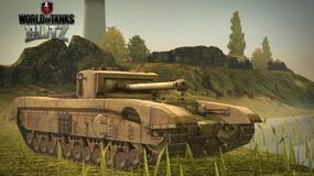 World of Tanks Blitz wzbogacił się o brytyjskie czołgi ciężkie!