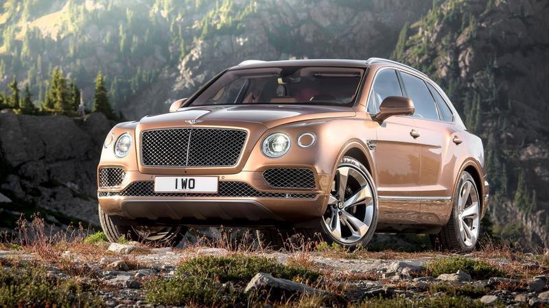 Bentley-Bentayga - Fotó: Profimedia-Reddot
