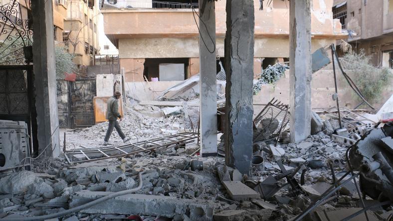 Szíriában ezreket fenyeget az éhhalál / Fotó: Northfoto