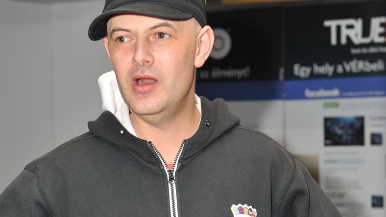Tvrkto alapító tagja volt a TV2-nek /Fotó: RAS Archívum