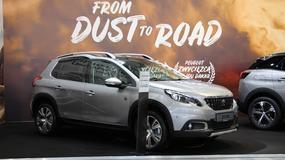 Peugeot na Poznań Motor Show – styl, szyk i emocje