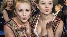 Eurowizja 2014: Donatan i Cleo nie będą sami na scenie. Kim są i jak nazywają się jego najpiękniejsze Słowianki?