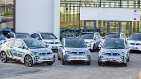 Elektryczne BMW i3 dla policji. Czy się sprawdzą?