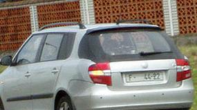 Nowa Škoda Fabia Combi: kolejne zdjęcia szpiegowskie!