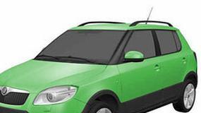 Škoda Fabia Scout: czy będzie hatchback?