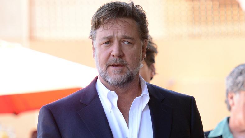 Russell Crowe tavasszal forgat náluk /Fotó: Northfoto