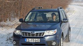 Subaru Forester najwięcej zmian znajdziemy pod maską