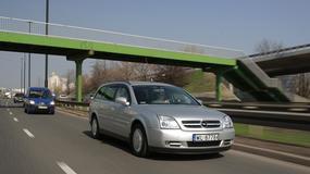 Opel Vectra C: wielka i niedroga