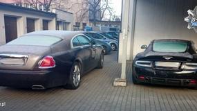 Akcja policji rodem z filmu – w 3 godziny odzyskano auta warte 1,7 mln złotych