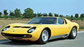 Lamborghini Miura - Włoski elegant z byczą siłą