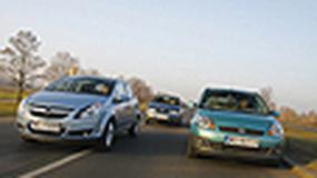 Opel Corsa, Ford Fiesta, Skoda Fabia - Nowa, czyli lepsza?