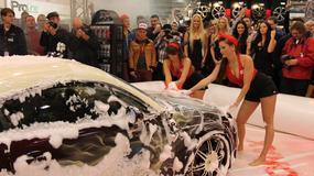 Essen Motor Show 2012 - zwariowane bolidy i szokujące dziewczyny