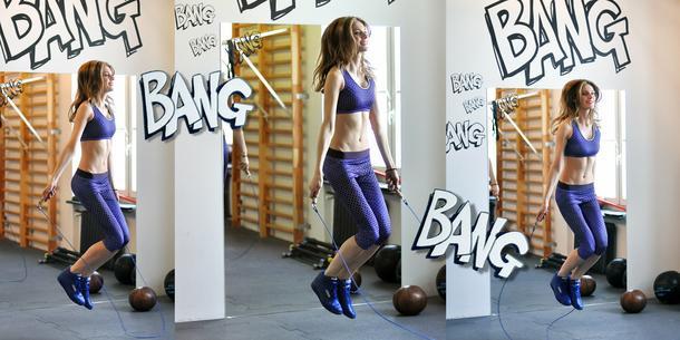 BANG! Rolowanie na odchudzanie + tygodniowe wyzwanie