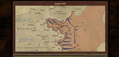 """Screen z gry """"Theatre of War: Pola Zagłady"""""""