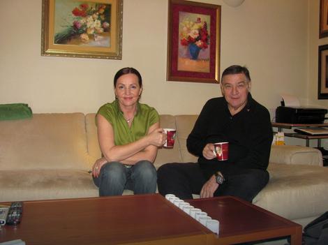 Ana Bekuta i Milutin Mrkonjić: Postali su nerazdvojni