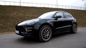 Porsche Macan Turbo - SUV za 380 tys. zł