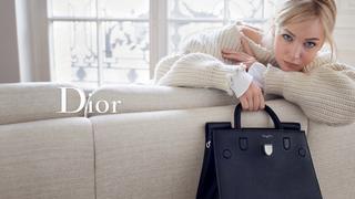Jennifer Lawrence ponownie dla Diora