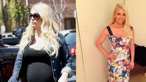 Gwiazdy, które szybko wróciły do formy sprzed ciąży