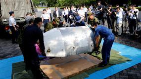 Fragment rakiety Kima w rękach Japończyków