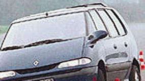 Ford Windstar, Renault Grand Espace, VW T4 Multivan - Bal manekinów na kołach