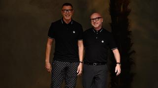 Włoskie karaoke Dolce & Gabbana
