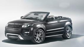 Range Rover Evoque Cabrio: do odważnych świat należy!