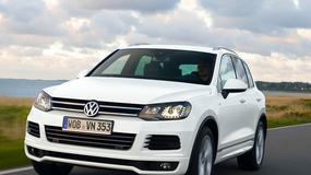 Volkswagen Touareg R-Line Exteriour – Więcej dynamiki