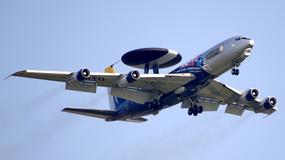 Boeing E-3 Sentry - mobilne centrum wczesnego ostrzegania