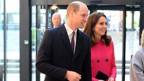 Księżna Kate Middleton wygląda zjawiskowo. Oczy wszystkich zwrócone były tylko na ciężarną żonę księcia