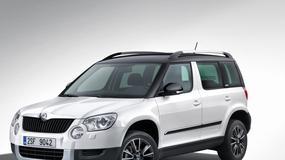 Škoda Yeti w limitowanej wersji Adventure
