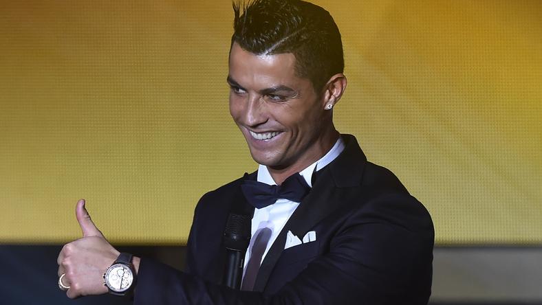 Ráhajtott Messi feleségére Ronaldo? /Fotó: AFP
