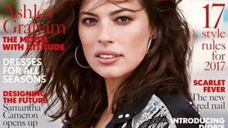 """Ashley Graham po raz pierwszy na okładce """"Vogue'a"""""""