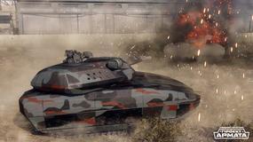 Armored Warfare - czołgi 10 tieru na screenach
