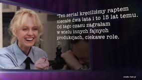 """Woźniak o przekleństwie roli Kasi z """"13 posterunku""""; gwiazda """"Pamiętników wampirów"""" odchodzi z serialu - Flesz Filmowy"""