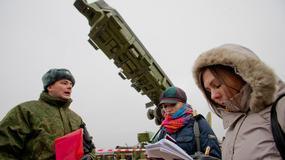 Transport i załadunek najcelniejszego  rosyjskiego międzykontynentalnego pocisku balistycznego