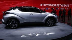 Genewa 2016: Toyota C-HR – nowy japoński crossover