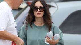Megan Fox na spacerze z dziećmi. Podobne do mamy?