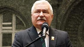 Lech Wałęsa apeluje o pokój na świecie na okres olimpiady w Rio de Janeiro
