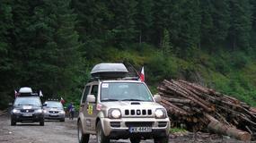 Wyprawa czy wczasy? Klub Suzuki w Rumunii i Mołdawii
