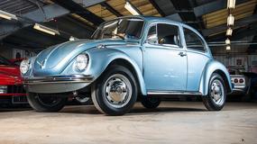 Volkswagen Beetle na sprzedaż - tylko 96 km na liczniku!