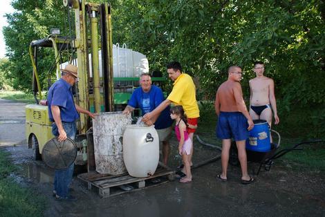 Stanovnici Bavaništa vodom se snabdevaju iz cisterni