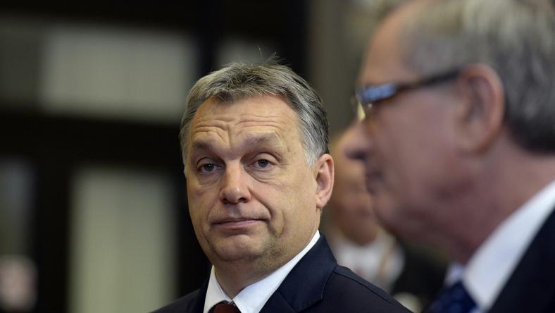 Orbán Viktor szerint le kell zárni a csempészvonalakat /Fotó: AFP