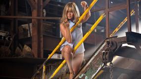 Jennifer Aniston do roli striptizerki przygotowywała się w domu