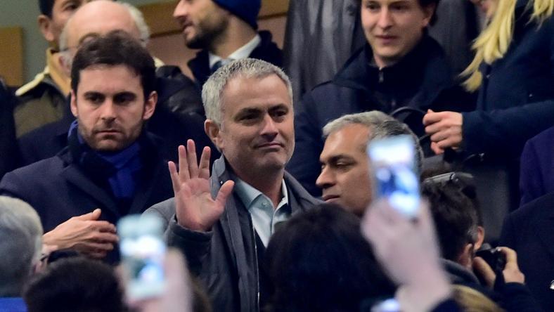 Mourinho előszerződést kötött a Manchester Uniteddel/Fotó: AFP