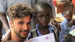 Jakub Kucner jedzie do Gambii! Ma do wykonania ważną misję